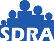 SDRA logo